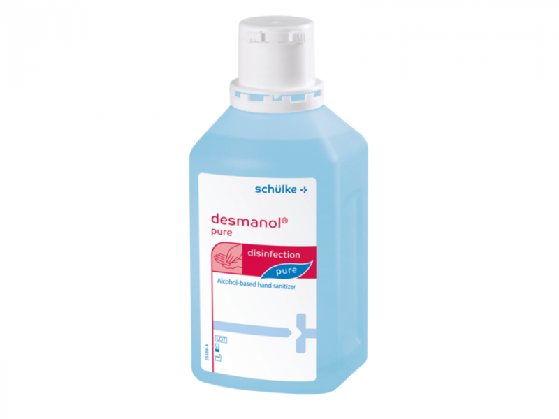 desmanol® pure Händedesinfektion 500ml